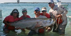 Ding Darling 2018 Tarpon Fishing Tournament