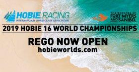 22ND HOBIE® 16 WORLD CHAMPIONSHIPS