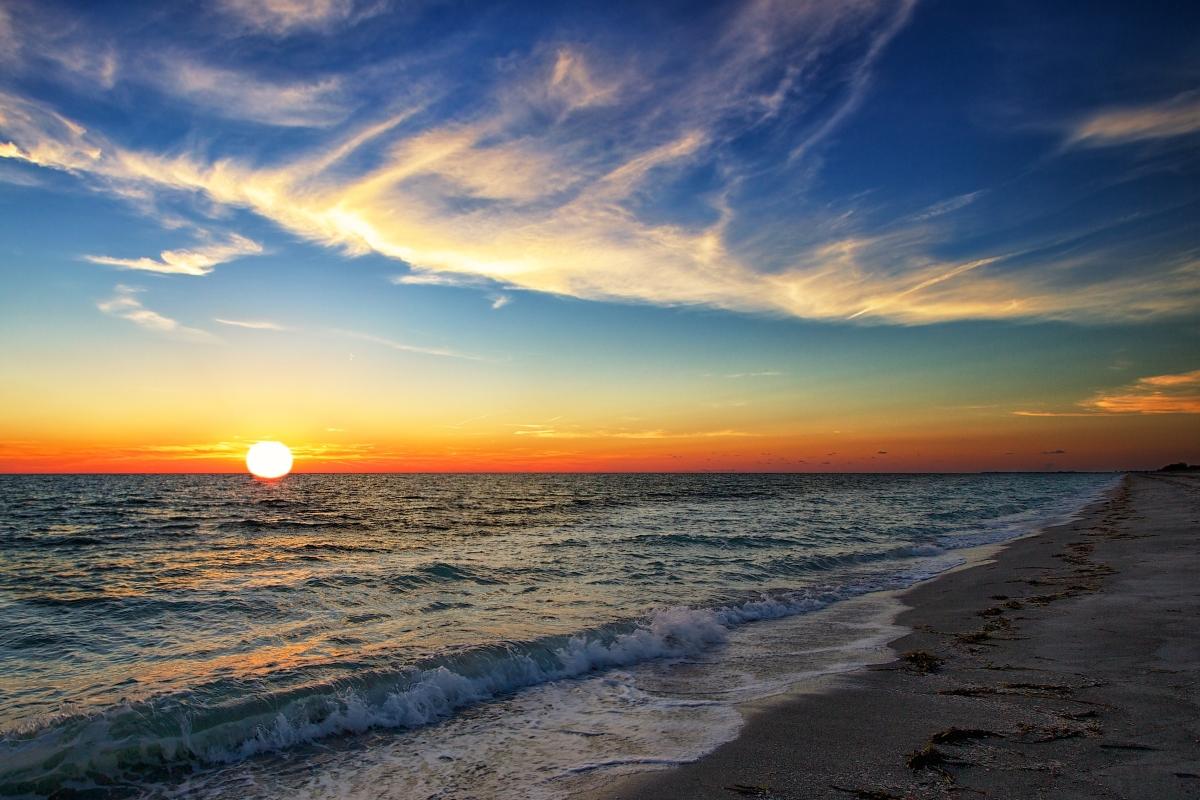 Sunset on Captiva 1