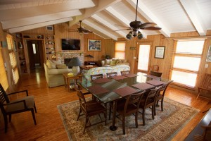 Joe Angelo - BH Dining Area and Family Room