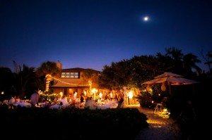 Joe Angelo - BH Wedding Reception at Night